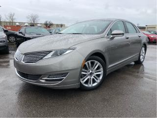 Used 2015 Lincoln MKZ Reserve| Htd /Cooled Seats| Navigation| Great Mich for sale in St Catharines, ON