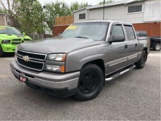 Used 2007 Chevrolet Silverado 1500 LT 5.3L Crew Cab Nice Local Trade! for sale in St Catharines, ON