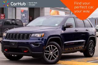 Used 2018 Jeep Grand Cherokee Trailhawk 4x4 Trailer.Tow.Pkgs TrailHawk.Pkg Heat.Seats 18