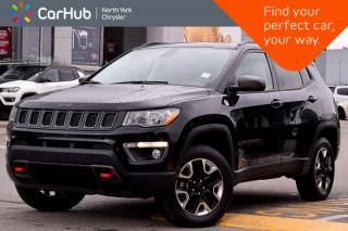 Used 2018 Jeep Compass Trailhawk|4x4|Navigation.Pkgs|Leather.Interior.Pkg|Pano_Sunroof| for sale in Thornhill, ON