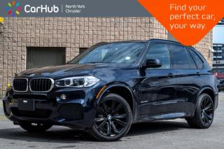 Used 2017 BMW X5 xDrive 35d|AWD|PanoSunroof|H/KSound|HUD|Nav|LED Headlights for sale in Thornhill, ON