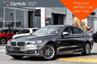 Used 2014 BMW 5 Series 528i xDrive|AWD|Sunroof|H/KSound|Nav|Keyless Go for sale in Thornhill, ON