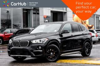 Used 2017 BMW X1 xDrive28i|AWD|Light.Pkg|HUD|Pano_Sunroof|Heat.Frnt.Seats|Backup_Cam| for sale in Thornhill, ON
