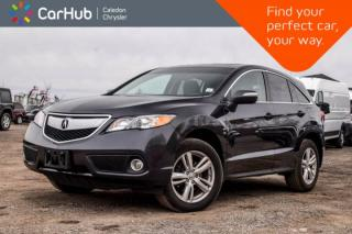 Used 2015 Acura RDX AWD|Sunroof|Bluetooth|Backup Cam|Leather|heated front Seats|Keyless Entry|18