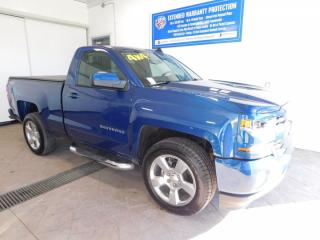 Used 2017 Chevrolet Silverado 1500 LT NAVI for sale in Listowel, ON