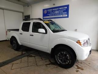 Used 2019 Nissan Frontier PRO-4X CREW CAB 5AT LEATHER NAVI SUNROOF for sale in Listowel, ON