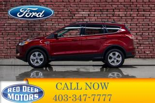 Used 2015 Ford Escape AWD SE Leather Nav BCam for sale in Red Deer, AB