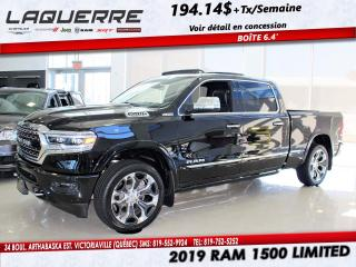 Used 2019 RAM 1500 for sale in Victoriaville, QC