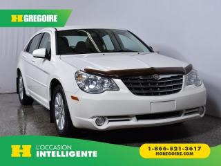 Used 2010 Chrysler Sebring Touring for sale in St-Léonard, QC