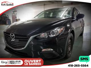 Used 2016 Mazda MAZDA3 Gs Camera Sieges for sale in Québec, QC