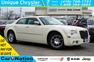 Used 2010 Chrysler 300 LIMITED| BOSTON SOUNDS| LEATHER| SUNROOF & MORE for sale in Burlington, ON