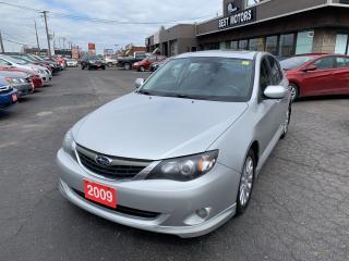 Used 2009 Subaru Impreza Sport for sale in Hamilton, ON