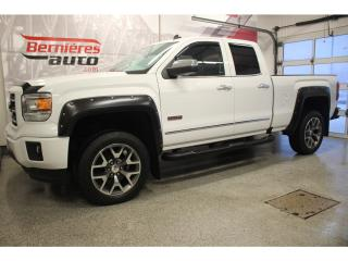 Used 2014 GMC Sierra 1500 All Terrain Quad Cab for sale in Lévis, QC