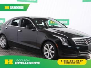 Used 2014 Cadillac ATS RWD CUIR MAGS for sale in St-Léonard, QC