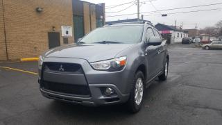 Used 2012 Mitsubishi RVR traction intégrale 4 portes CVT SE for sale in Longueuil, QC