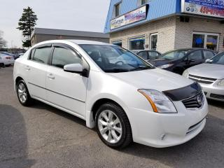 Used 2011 Nissan Sentra Berline 4 portes I4, CVT 2,0 S for sale in Longueuil, QC