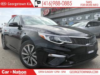 Used 2019 Kia Optima EX TECH | $214 BI-WEEKLY | NAVIGATION | for sale in Georgetown, ON
