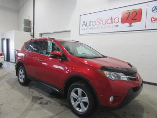 Used 2013 Toyota RAV4 XLE **TOIT**CAM RECUL**MAGS**SIEGES CHAU for sale in Mirabel, QC