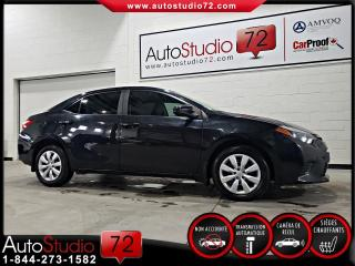 Used 2014 Toyota Corolla LE CVT **SIEGES CHAUFF**CAM RECUL** for sale in Mirabel, QC