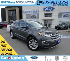 Used 2017 Ford Edge SEL | AWD | NAV | HTD PWR LEATHER | PANOROOF | for sale in Brantford, ON