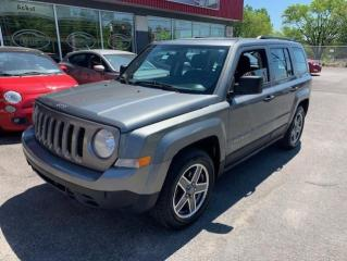 Used 2011 Jeep Patriot 1-2-3-4 CHANCES for sale in St-Eustache, QC