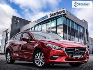 Used 2018 Mazda MAZDA3 GS|NO ACCIDENTS|BLIND SPOT MONITORING for sale in Scarborough, ON