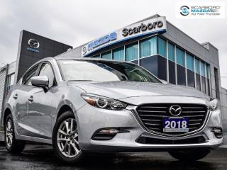 Used 2018 Mazda MAZDA3 GS|BLIND SPOT MONITORING for sale in Scarborough, ON