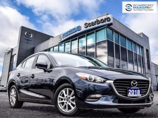 Used 2018 Mazda MAZDA3 GS|FREE NEW WINTER TIRES|NO ACCIDENTS for sale in Scarborough, ON