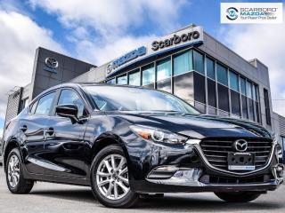 Used 2018 Mazda MAZDA3 GS|1 OWNER|BLIND SPOT MONITORING for sale in Scarborough, ON