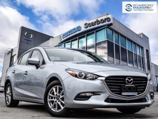 Used 2018 Mazda MAZDA3 GS|FREE NEW WINTER TIRE|NO ACCIDENTS for sale in Scarborough, ON