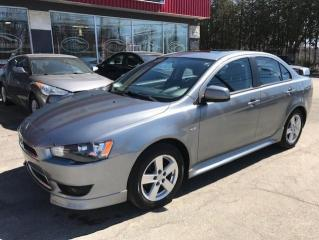 Used 2014 Mitsubishi Lancer GAR. 1 AN for sale in St-Eustache, QC