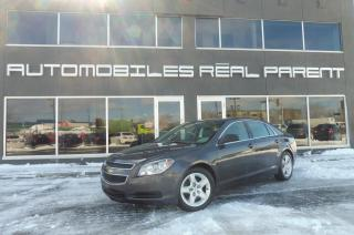 Used 2012 Chevrolet Malibu LS for sale in Québec, QC