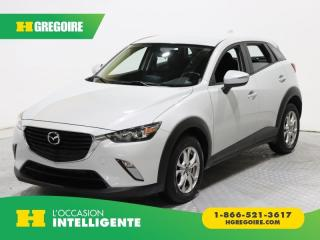 Used 2017 Mazda CX-3 GS AWD A/C GR for sale in St-Léonard, QC