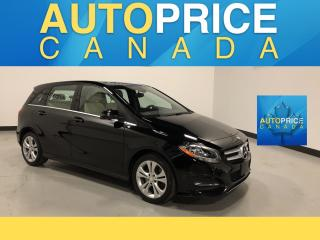 Used 2015 Mercedes-Benz B-Class Sports Tourer NAVIGATION|PANOROOF|LEATHER for sale in Mississauga, ON