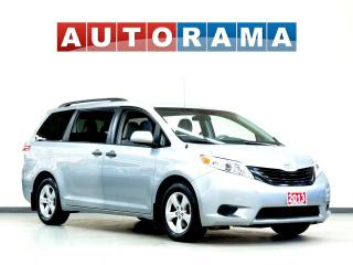Used 2013 Toyota Sienna SE 8 PASSENGER LEATHER BACKUP CAM for sale in Toronto, ON