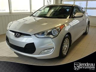 Used 2013 Hyundai Veloster Base + Bluetooth for sale in Ste-Julie, QC