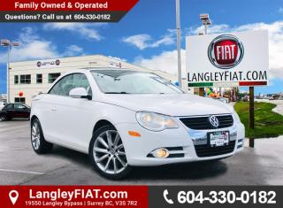 Used 2007 Volkswagen Eos 2.0T for sale in Surrey, BC