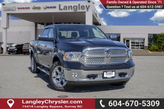 Used 2016 RAM 1500 Laramie *BENCH SEATS* for sale in Surrey, BC
