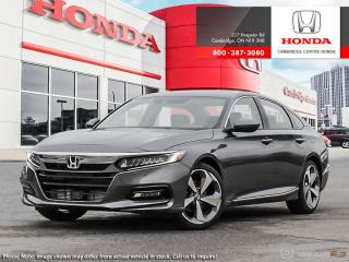 New 2019 Honda Accord Touring 1.5T TOURING for sale in Cambridge, ON
