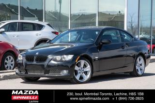 Used 2009 BMW 3 Series 335i Xdrive Gps Toit for sale in Lachine, QC