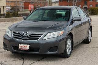 Used 2011 Toyota Camry LE V6 Bluetooth | V6 | CERTIFIED for sale in Waterloo, ON