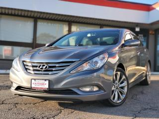 Used 2012 Hyundai Sonata 2.0T Limited NAVI | Leather | Sunroof | Heated Seats for sale in Waterloo, ON