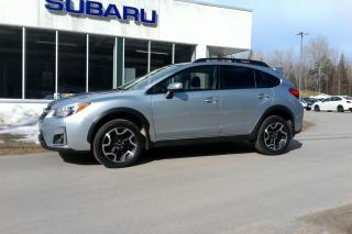 Used 2016 Subaru Crosstrek 2.0i w/Sport Pkg for sale in Minden, ON