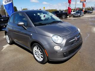 Used 2012 Fiat 500 Pop for sale in Kemptville, ON