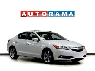 Used 2014 Acura ILX TECH PKG NAVIGATION LEATHER SUNROOF BCAKUP CAM for sale in Toronto, ON