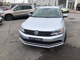 Used 2015 Volkswagen Jetta Trendline for sale in Lasalle, QC