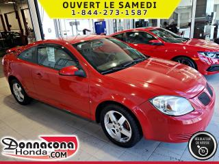 Used 2009 Pontiac G5 GROUPE ÉLECTRIQUE**AIR CLIMATISÉ*** for sale in Donnacona, QC
