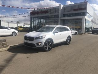Used 2017 Kia Sorento 3.3L EX don't pay for 6 months on now for sale in Red Deer, AB