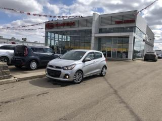 Used 2018 Chevrolet Spark 1LT CVT don't pay for 6 months on now for sale in Red Deer, AB