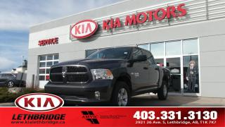 Used 2019 RAM 1500 Classic ST for sale in Lethbridge, AB